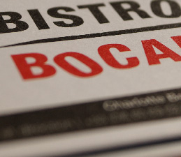 Cartes Visite Bistrot Bocaux