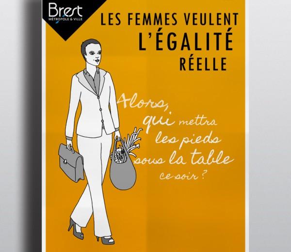 AFFICHE JOURNEE DROITS DES FEMMES